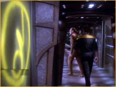 Signe du Cercle sur Deep Space Nine