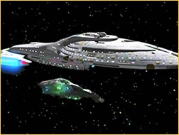 Voth Ship & Voyager