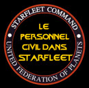 Personnel civil dans Starfleet